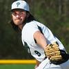 BRYAN EATON/Staff Photo. Pentucket pitcher Ian Davis.