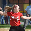 BRYAN EATON/Staff photo. Amesbury pitcher Hayley Catania.