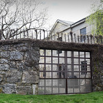BRYAN EATON/Staff photo. The old jail, or gaol, on Auburn Street in Newburyport.