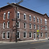BRYAN EATON/Staff photo. New tenants are moving into building at Clark Street and Elm Street in Amesbury.