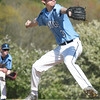 BRYAN EATON/Staff photo. Triton pitcher Dylan Copeland.
