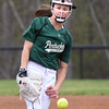 BRYAN EATON/Staff photo. Pentucket pitcher Julie Freitas.