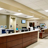 JIM VAIKNORAS/staff photo The nurses station at the Seabrook Emergency Room on Lafayette Road in Seabrook.