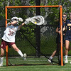 BRYAN EATON/Staff photo. Goalie Molly Laliberty makes a save.