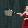 BRYAN EATON/Staff photo. Second singles player Sophie Page.