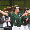 BRYAN EATON/Staff Photo. Pentucket pitcher Charlotte Lathum.