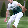 BRYAN EATON/Staff Photo. Jake Etter faces a Masco batter.