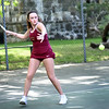 BRYAN EATON/Staff Photo. Newburyport High tennis player Ann deKanter.