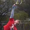 BRYAN EATON/Staff Photo. Amesbury tennis standout Matt Nardone.