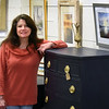 BRYAN EATON/Staff photo. Vintage Chic owner Kim Wilson.