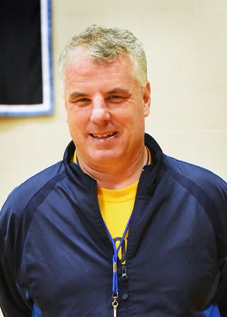 BRYAN EATON/Staff photo. New Triton High boys basketball coach EJ Perry.