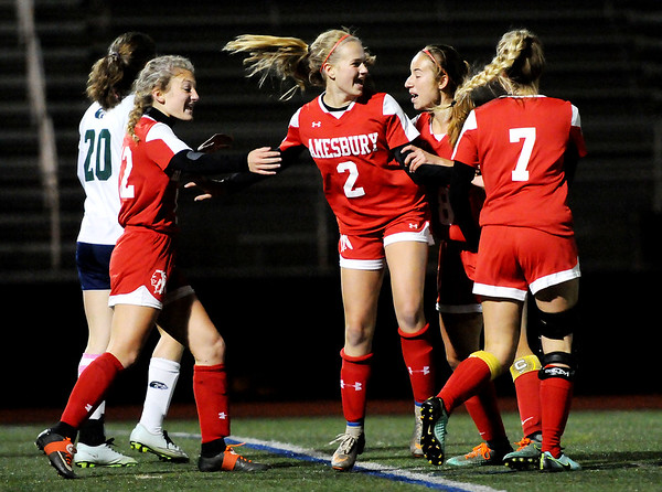 Amesbury vs Essex Tech D4 Soccer Girls