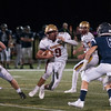 JIM VAIKNORAS/Staff photo Newburyport's Myles Maloof makes a move at Lynnfield Friday night.