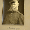 JIM VAIKNORAS/Staff photo  A photograph of Artic Explorer and Newburyport native son Adolphus Washington Greely, the item was donated by Jeanette Nolan and Jon Warner of the Leeward Light Thrift Shop in Salisbury to the Archive Center at the Newburyport Library.  The photo was found among some donated items at the store.