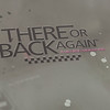 JIM VAIKNORAS/Staff photo Sticker of the windshield of Suzanne Camron, owner of ride service There or Back Again, car.