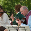 JIM VAIKNORAS/Staff photo O'Carolan Etc perform at Bartlet Mall Day Saturday on the Mall in Newburyport.