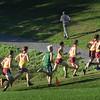 BRYAN EATON/Staff photo. Pentucket and Newburyport boys head out.