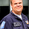 BRYAN EATON/Staff photo. Newburyport DPS employee was part of the FEMA team that was in hurricane-ravaged Puerto Rico.
