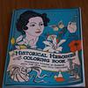 JIM VAIKNORAS/Staff photo  Historical Heroines Coloring Book by Elizabeth Lorayne.