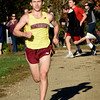 BRYAN EATON/Staff photo. Newburyport's Sam Acquaviva takes the boys race.
