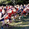 BRYAN EATON/Staff photo. Start of the boys race.