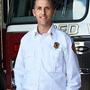 BRYAN EATON/Staff photo. Salisbury's new fire chief Scott Carrigan.