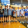 BRYAN EATON/Staff photo. Triton boys basketball team has had a good season so far.