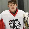 BRYAN EATON/Staff Photo. Tre Marcotte is Amesbury's starting goalie as a freshman.