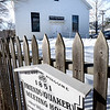 BRYAN EATON/Staff Photo. The Friends Meetinghouse in Amesbury.