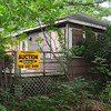 Salisbury: One of several properties up for auction by the town of Salisbury at 9 Bartlett Street. Bryan Eaton/Staff Photo