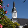 BRYAN EATON/Staff photo. The Market Street Baptist Church in Amesbury