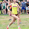 JIM VAIKNORAS/Staff photo Newburyport's Lindsey Roberts at the Clipper Relay at Maudslay State Park Saturday.