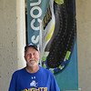 BRYAN EATON/Staff Photo. Tim Foley is the new cross country coach at Northern Essex Community College in Haverhill.