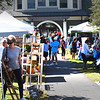 BRYAN EATON/Staff photo. The Craft Fair on Salisbury Town Common was a popular stop during the Salisbury Days weekend celebration.