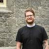 BRYAN EATON/Staff Photo. Jarred Mercer is the new rector at St. Paul's Church in Newburyport.