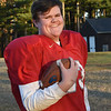 BRYAN EATON/Staff Photo. Amesbury football's Thomas Flanagan.