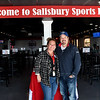 JIM VAIKNORAS/photo Sue and Kevin Kenney are the owners of the Salisbury Sports Pub at Salisbury beach.