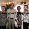 Jackie Kieras, Steve Salvo,Karen Westhaver, and Richard Maki at the Anna Jaques Beach Safari at Salisbury Beach.
