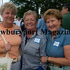 Carol Dondero of Byfield, Phyllis Healy of Newburyport, and Lorraine O'Hara of Boxford at the Greater Newburyport Chamber of Commerce & Industry annual Boat Cruise Mixer.