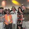 Pam Rolfe, Kathy Eaton,Richie Eaton,Susan Landry, and Joe Rolfe at the Anna Jaques Beach Safari at Salisbury Beach.