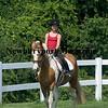 West Newbury:Sophie Casale, 10 rides Denny at Pipe Stave Hill. Jim  Vaiknoras/Staff photo