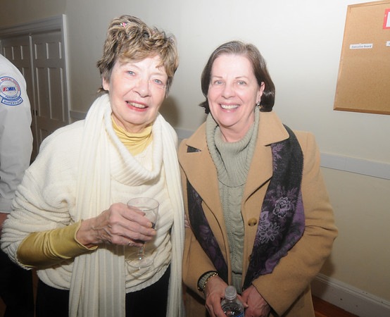 Carol Labrecque and Jeanette Woodbury