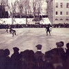 Newburyport: <br /> Hockey game at the Bartlet Mall, Valentine's Day in 1925.<br /> Photo by Handout/Newburyport Daily News. Wednesday, December 29, 2004