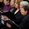 The Newburyport Choral Society rehearses