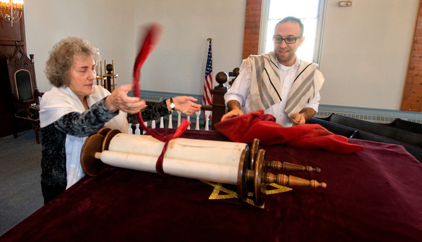 Unwrapping the Torah