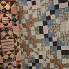 A quilt at the Quilted Acorn Shoppe in Newbury