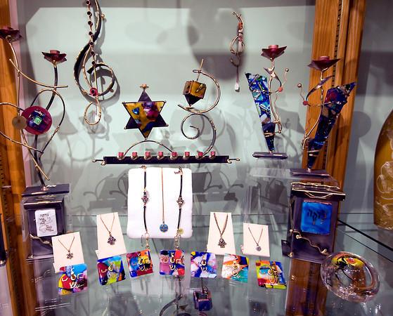 Judaica item at Annie's Gifts in Newburyport