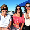 Newburyport: Linda Maxner and Ann Marie Connor of Newburyport and Aly Kirk of Merrimac. Bryan Eaton/Staff Photo