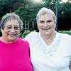 Newburyport: Debbie Knight, left, and Susan Towne were Anna Jaques babies. Bryan Eaton/Staff Photo