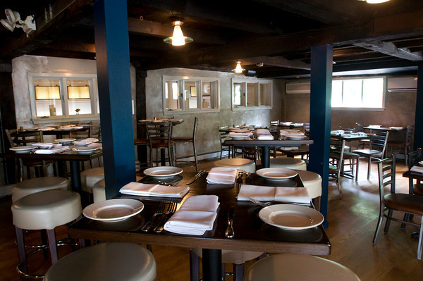 Newburyport: Andiamo can set 130 patrons. Bryan Eaton/Staff Photo
